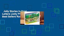 Jolly Stories In Print Letters (Jolly Phonics)  Best Sellers Rank : #4