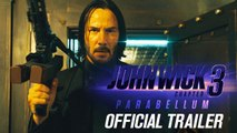 John Wick: Chapter 3 – Parabellum - Full Movie Trailer in HD - 1080p