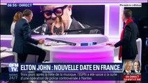 Elton John annonce une troisième date de concert à Paris