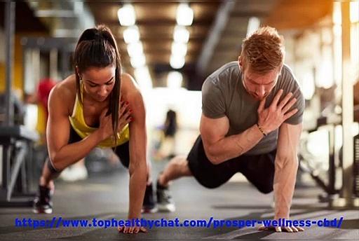 Prosper Wellness CBD : Natural Formula For Improve Health And Wellness!