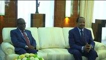 Cameroun, RENFORCEMENT DES LIENS AVEC LE GHANA