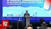US-China trade war damaging, risks turning into cold war, says Dr M