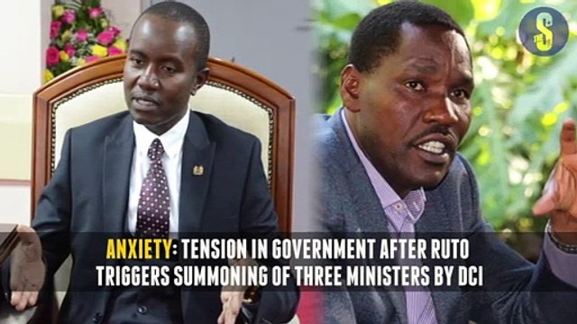 Ruto stirs fire in Jubilee   No high school transfers   BRT delayed again: Your Breakfast Briefing