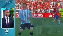 La Pluma de Valdano. Lionel messi. | Azteca Deportes