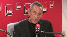"""Thierry Ardisson, animateur télé ne veut pas se serrer la ceinture : """"Parce que je suis Thierry Ardisson. On paye l'image de marque"""""""