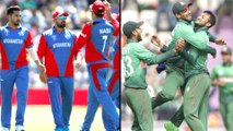 ICC Cricket World Cup 2019 : Bangladesh Defeat Afghanistan By 62 Runs || Match Highlights