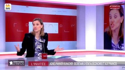 Agnès Pannier-Runacher - Public Sénat mardi 25 juin 2019