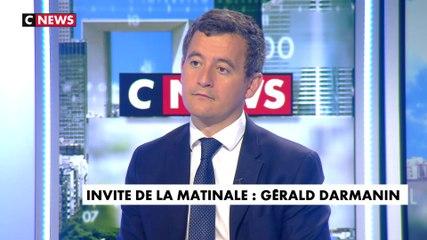 Gérald Darmanin - CNews mardi 25 juin 2019