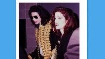 Le chanteur Michael Jackson espionnait sa femme, Lisa Marie Presley