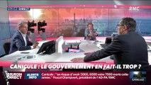 Laurent Neumann : Le gouvernement en fait-il trop à propos de la canicule ? - 25/06