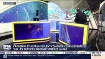 L'OPA de Capgemini sur Altran crée un groupe de 17 milliards d'euros de chiffre d'affaires et plus de 250 000 personnes - 25/06