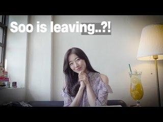 Goodbye Everyone 안녕히계세요 여러분~ | 김수민 sookim [ENG SUB/한글 자막]