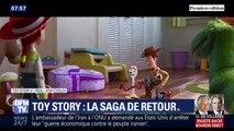 Après 9 ans d'absence, Toy Story est de retour avec un quatrième volet