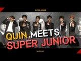 [QUINQUIN'S VLOG] Quin stalk SUPERJUNIOR @ SUPER JUNIOR's 7th Album Press Conference