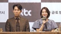 [Showbiz Korea] Lee Jung-jae(이정재) & Shin Min-a(신민아)'s Interview for drama 'Chief of Staff(보좌관)'