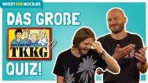 Wer ist Tarzan? Das große TKKG-Quiz - Hörspiel vs. Kino-Film: Malte und Emil treten an.
