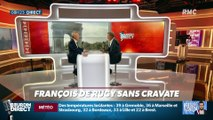 Président Magnien ! : François de Rugy sans cravate - 25/06