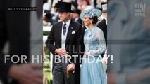 The adorable photo that Kate gave Prince William for his birthday!