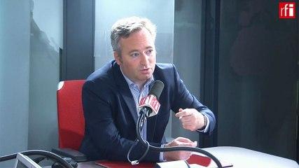 Jean-Baptiste Lemoyne - RFI mardi 25 juin 2019