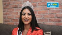 Bb. Pilipinas-Supranational Resham Saeed on being the second muslim woman who won