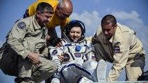Missione compiuta, tornano sulla terra gli astronauti della Soyouz