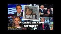Michael Jackson mort il y a 10 ans, voilà comment les médias ont annoncé la nouvelle