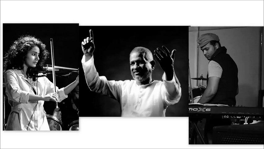 Yamunai  Aatrile Cover Song | Kavya Ajit