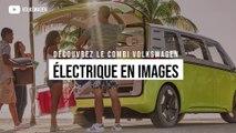 Découvrez le combi Volkswagen électrique en images