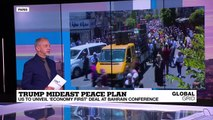 Global Grid: Analysis of Trump's Middle East Peace Plan