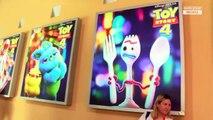 Toy Story 4 : Pierre Niney raconte son expérience de doubleur (Exclu Vidéo)