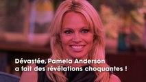 """""""C'est un monstre"""" : Pamela Anderson, """"dévastée"""", balance sur Adil Rami et sa double vie"""