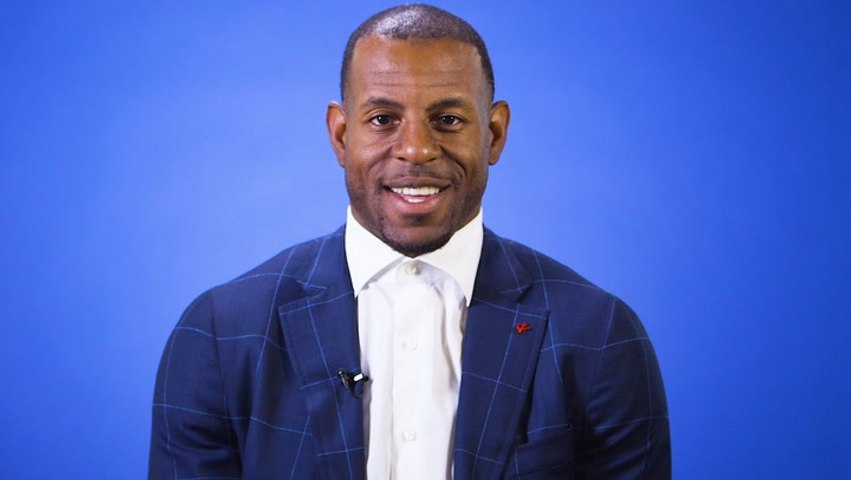 How Golden State Warriors player Andre Iguodala became a tech investor and financial mentor