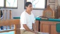Condenan a peruano a 10 años de cárcel por tráfico de cocaína en Indonesia