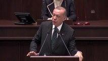 """Cumhurbaşkanı Erdoğan: """"Milletimiz AK Parti ve MHP'ye, 'durmak yok yola devam' demiştir"""""""