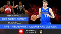 2019 NBA Awards: MVP Giannis Antetokounmpo, Rookie Of The Year, Sixth Man - Live Stream Reaction
