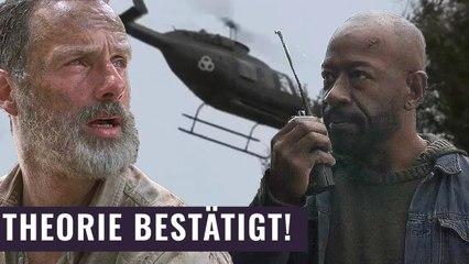 Die Suche nach Rick Grimes beginnt! | Fear The Walking Dead