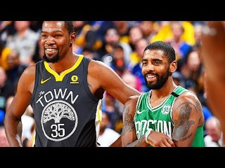 Kevin Durant - Kyrie Irving Met To Discuss Teaming Up- NBA Free Agency 2019