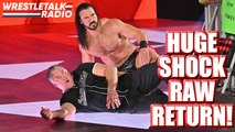 Huge SHOCK Return on WWE RAW!! Superstar Tag Matches Signed for EXTREME RULES!! WWE 24/7 Title Changes Hands FIVE TIMES!! - WrestleTalk Radio