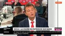 """EXCLU - Didier Maïsto, patron de Sud Radio: """"J'attends toujours les excuses de la patronne de Radio Fance. Son humoriste a insulté nos auditeurs!"""" - VIDEO"""