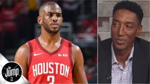 Chris Paul will stay in Houston and go for a title next year - Scottie Pippen - The Jump