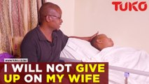 I will never give up on my wife - Erastus Ofula