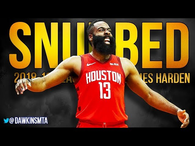 James Harden 2018-19 Season Mixtape – Part 2 –