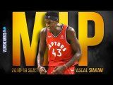 Pascal Siakam 2018-19 Season Most Improved Player Compilation - FreeDawkins