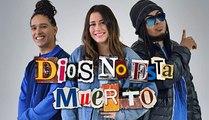 DIOS NO ESTA MUERTO - Apóstoles del Rap Feat Vania Arámbula