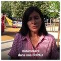 Anne Hidalgo - Plan canicule à Paris