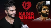 Kabir Singh Actor Kunal Thakur Shares His Experience Working With Shahid