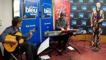 Bleu Herault Live reçoit Yann Golgevit - Le Monde est stone