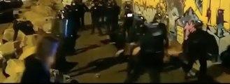 Des violences entre jeunes et policiers lors de la fête de la musique à Nantes