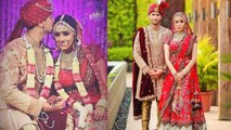 Aarti Chabria gets married to Visharad Beedassy in Mumbai; Check out | FilmiBeat