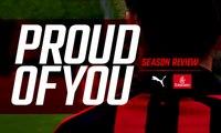 #ProudOfYou: Season Review, part one